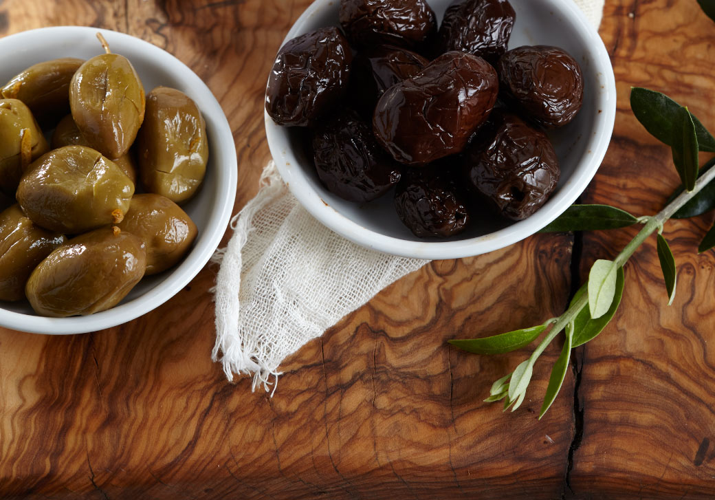 Olives from Chalkidiki 2